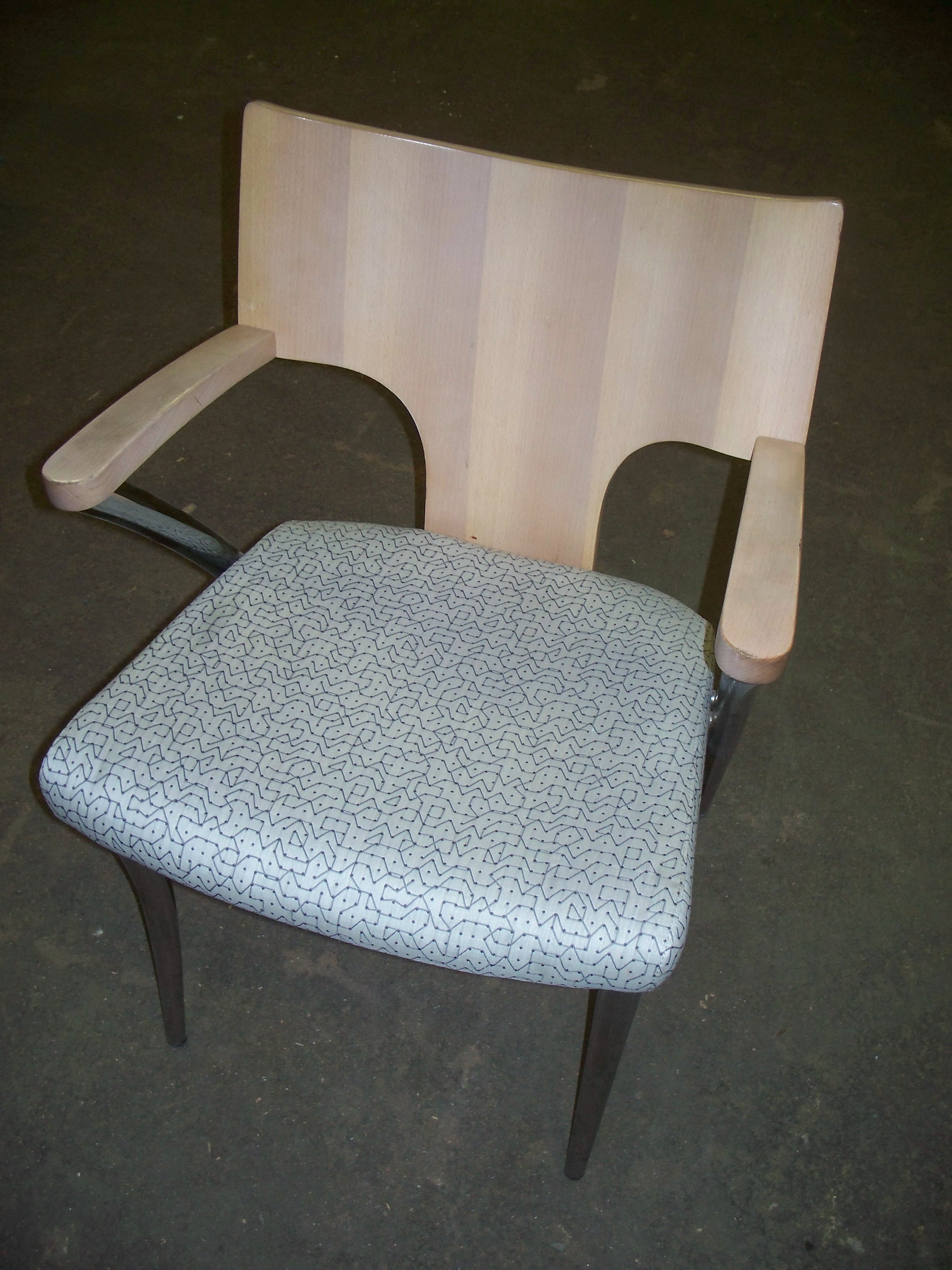 OFS Maple Guest Chairs